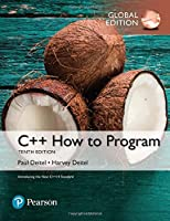 C++ How to Program (Early Objects Version), Global Edition, 10th Edition Front Cover