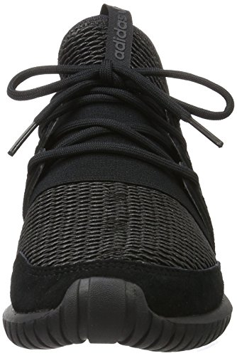 adidas Tubular Radial, Scarpe da Corsa Uomo Nero (Core Black/Dark Grey)