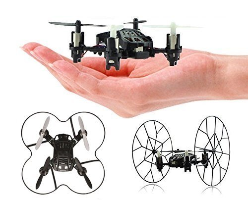 quad copter with wheels - 4