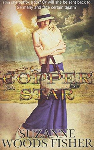 book cover of Copper Star