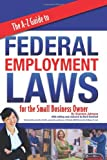 The A-Z Guide to Federal Employment Laws for the Small Business Owner, Berit Everhart and Shannon Johnson, 1601383088