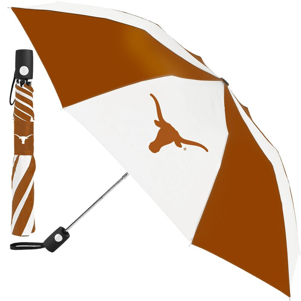 McArthur Texas Longhorns 42'' Folding Umbrella   B003W0OFBK