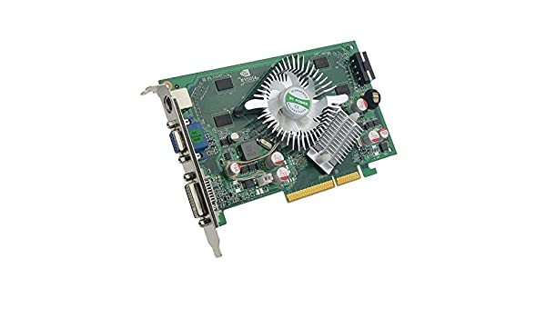 Nvidia Geforce 7600GS PCIE PCI Express Video Card 512MB 128Bit DDR2 TVO VGA DVI