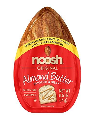 Almond Butter - Noosh Brands - Vegan Gluten Free NonGMO + DHA
