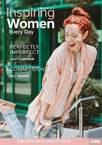 Inspiring Women Every Day May-June 2018: Perfectly Imperfect & Commissioned