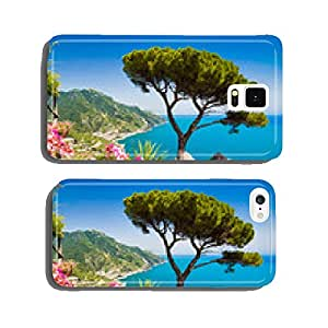 Postcard view of Amalfi Coast, Ravello, Campania, Italy cell phone cover case iPhone5