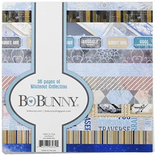 Bo Bunny 19117232 Paper Pad (36 Pack), 6