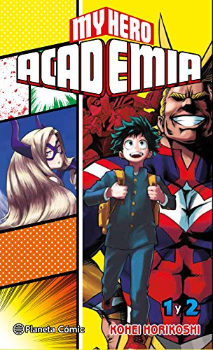 My Hero Academia 1+2 Pack Limitado (MY HERO NO ACADEMIA)