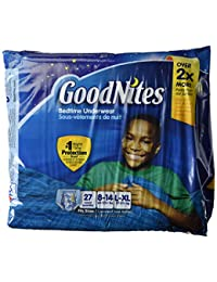 Goodnites Underwear - Boy - Large/X-Large - 27 ct BOBEBE Online Baby Store From New York to Miami and Los Angeles