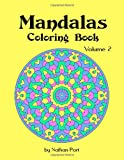 Mandalas Coloring Book: Volume 2, Nathan Port, 1496103009