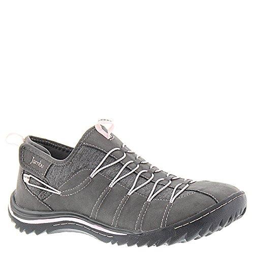 - Jambu Womens Spirit-Vegan Sneaker,Charcoal/Petal Burnished/Melange Textile,US 8