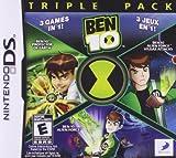 Ben 10 Triple Pack - Nintendo DS