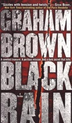 book cover of Black Rain