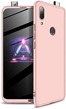TiHen Funda Huawei Y9 Prime 2019 360 Grados Protective + Pantalla ...