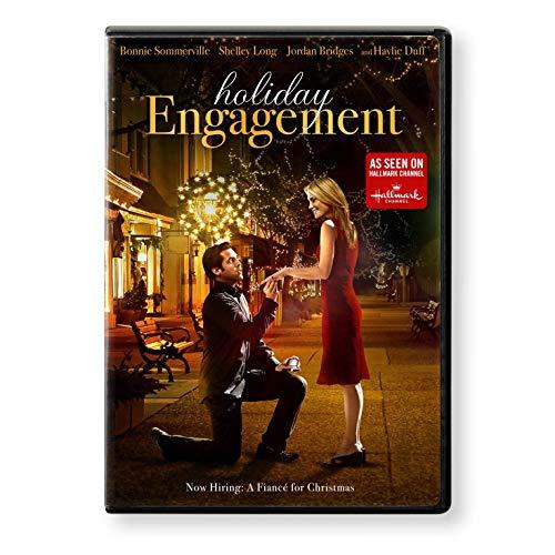 Hallmark Holiday Engagement Channel DVD Channel Romance