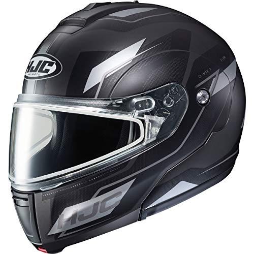 (HJC CL-Max 3 Flow Men's Snowmobile Helmet - MC-5SF / X-Large )
