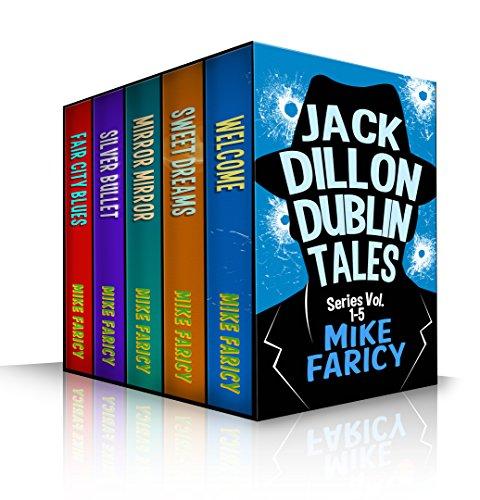 Jack Dillon Dublin Tales, Volumes 1-5 - Drink Beer American