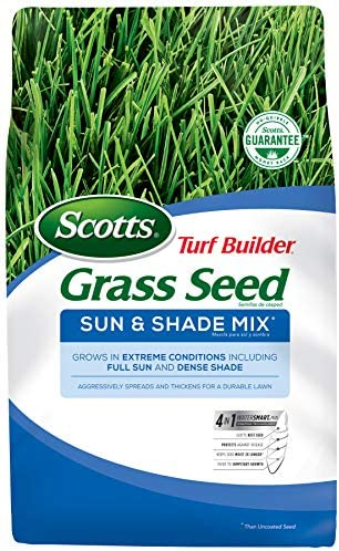 Scotts Turf Builder Grass Shade