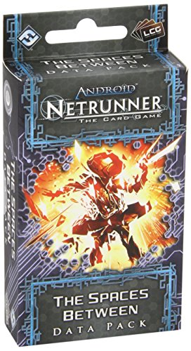 Android Netrunner LCG: The Spaces Between Data Pack