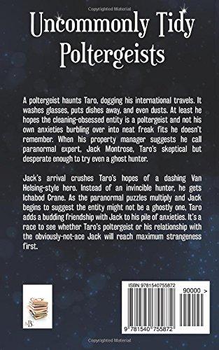 Uncommonly tidy poltergeists angel martinez jude dunn uncommonly tidy poltergeists angel martinez jude dunn 9781540755872 amazon books fandeluxe Document
