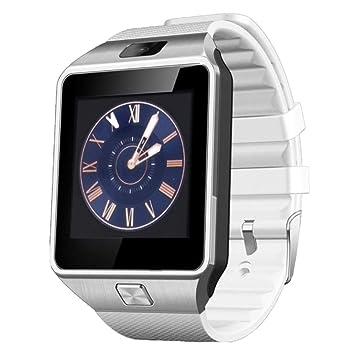 JDTECK HTC U11+, Reloj Conectado Cuadrado, Smartwatch SIM/TF ...