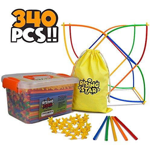 RisingStar Interlocking Toys Educational Construction product image