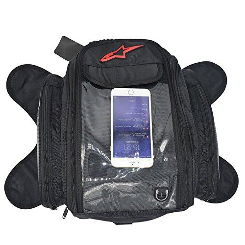 Review Motorcycle Tank Bag Waterproof