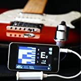 Peterson Icable Guitar to iPhone/iPad/iPod Touch and Android Adapter Cable