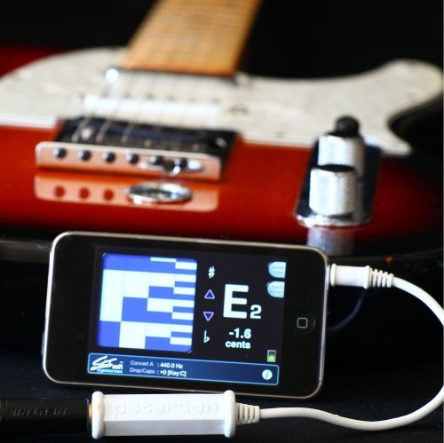 durable guitar to iphone ipad ipod touch android adapter cable by ebay. Black Bedroom Furniture Sets. Home Design Ideas
