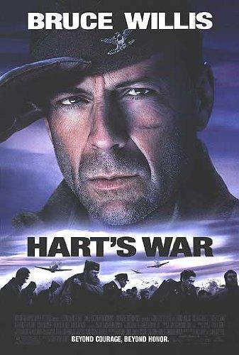 Hart's War Original 27 X 40 Theatrical Movie Poster