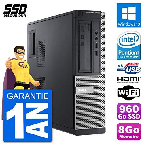 Dell PC 3010 DT G2020 - Memoria RAM de 8 GB SSD (960 GB, HDMI ...