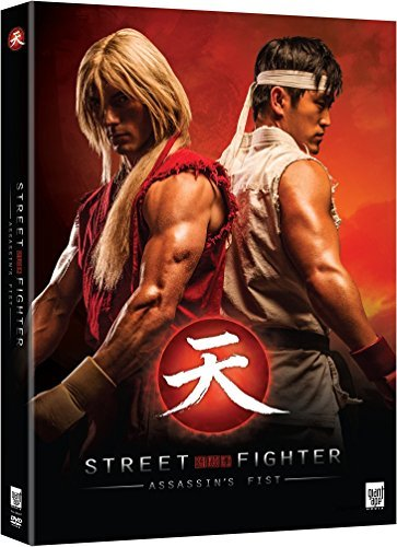 Amazon Com Street Fighter Assassin S Fist Live Action Movie By Mike Moh Movies Tv