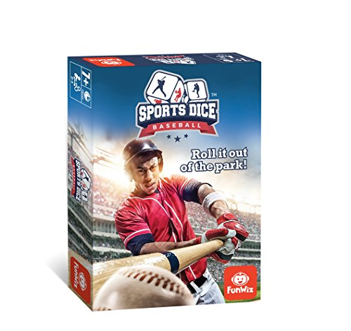 FoxMind Games Sports Dice - Baseball