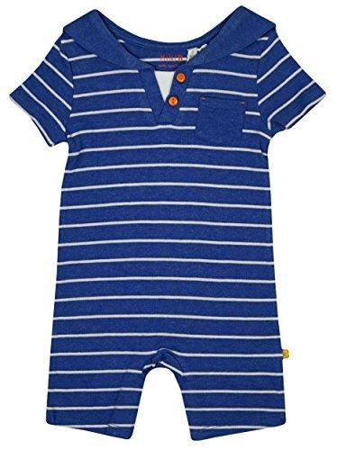 Bebé Niño Rayas Naúticas Marinero todo en un mameluco Conjunto Azul rallas desde Recién nacido a 12 Meses - Azul, 9 - 12 Months: Amazon.es: Ropa y ...