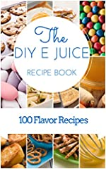 The DIY E Juice Recipe Book is the perfect guide for any Vaper that wants to create their own flavors. We give a full list of ingredients for over 100 flavors!This is the most resourceful E Juice Recipe Book on the market. Be sure to get it t...