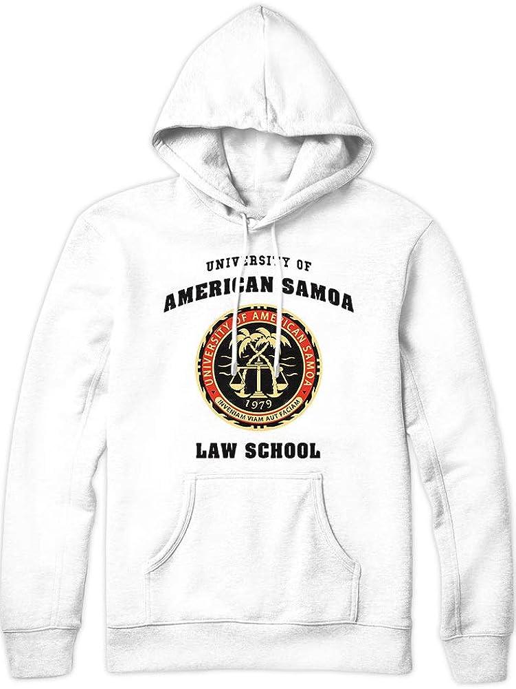 HYPSHRT Hombre Hoodie Call Saul University of American Samoa Law School C210030