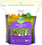 Oxbow Animal Health Botanical Hay for Pets, 15-Ounce