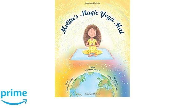 Melitas Magic Yoga Mat (Melita Freckle Face): Johanna ...