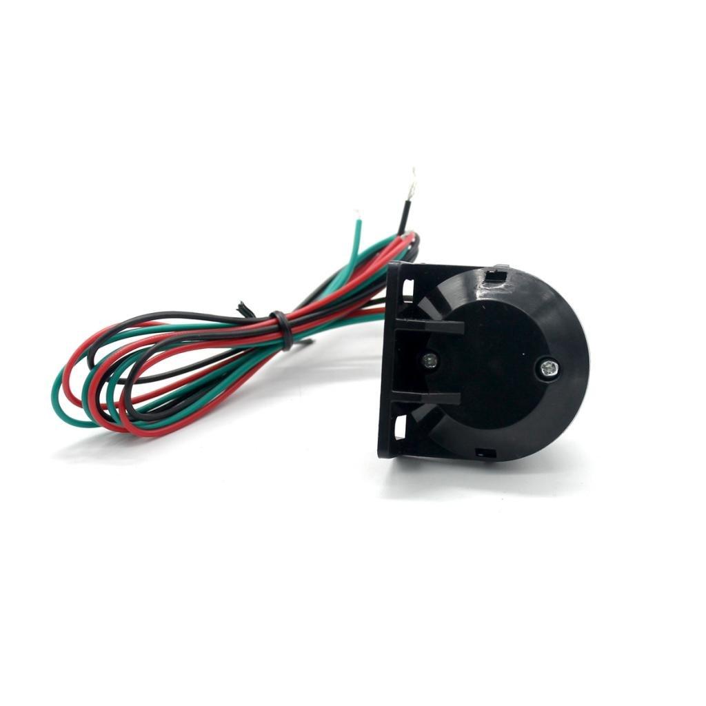 MagiDeal Digital Turbo Boost Medidor de Presión 21 psi con Sensor: Amazon.es: Coche y moto