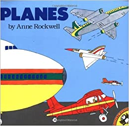 Book Planes (Picture Puffins) by Rockwell Anne (1993-04-01)