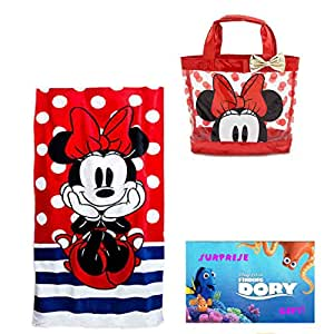 Amazon.com: Disney Store Shop Minnie Mouse Bright