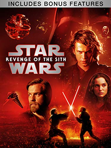 Star Wars: Revenge of the Sith (Plus Bonus Content)