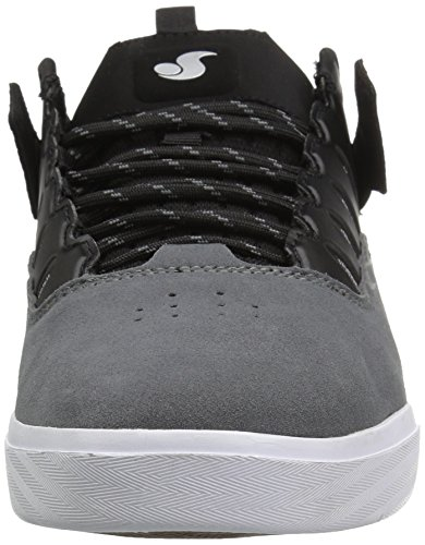 Zapatos DVS Ryan Walker Drop - Signature Series Gris Gris Ante