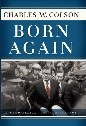 Cover of Born Again (Hendrickson Classic Biographies)