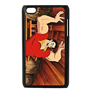 iPod Touch 4 Case Black Disneys Beauty and the Beast 027 KQ3430943