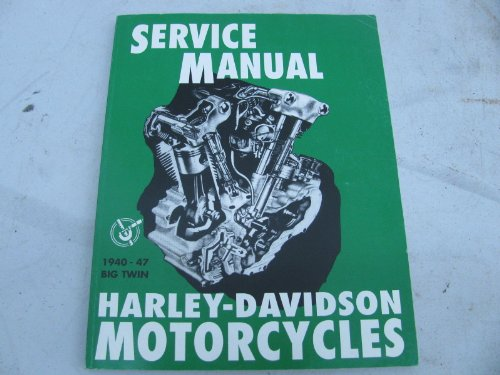 1947 Harley Davidson - 8