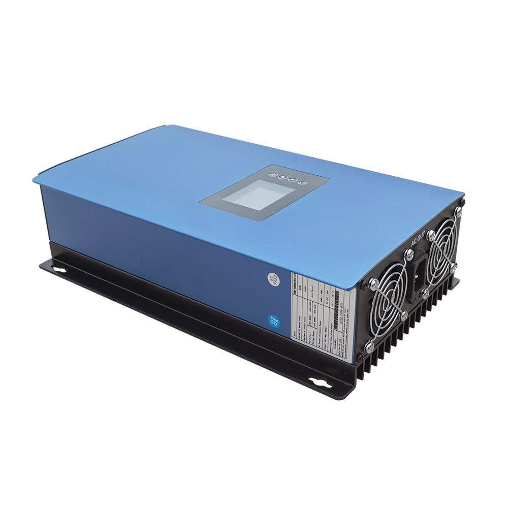 Y/&H 1000W Grid Tie Inverter Power Limiter DC50-90V Solar Input AC110V//240V Auto Switch