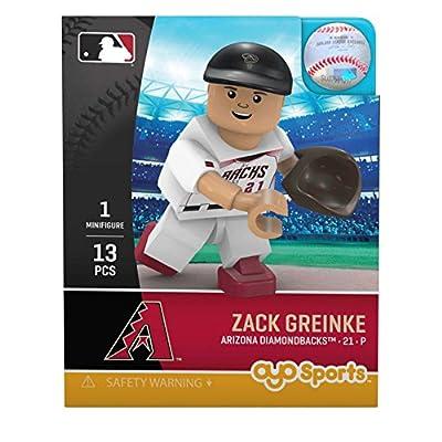 Zack Greinke OYO MLB Arizona Diamondbacks G5 Generation 5 Mini Figure