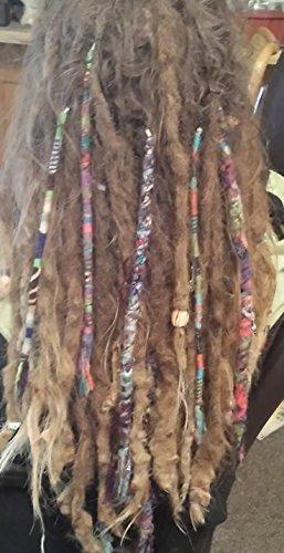 Dreadlock Extension-Dreadlock Accessory DreadlockHair wrap-Dreadlock jewellery-Hair wrap