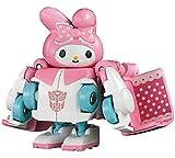 Takara Tomy Choro-Q Transformers Q-Collaboration QTC-06 Sanrio My Melody Action Figure